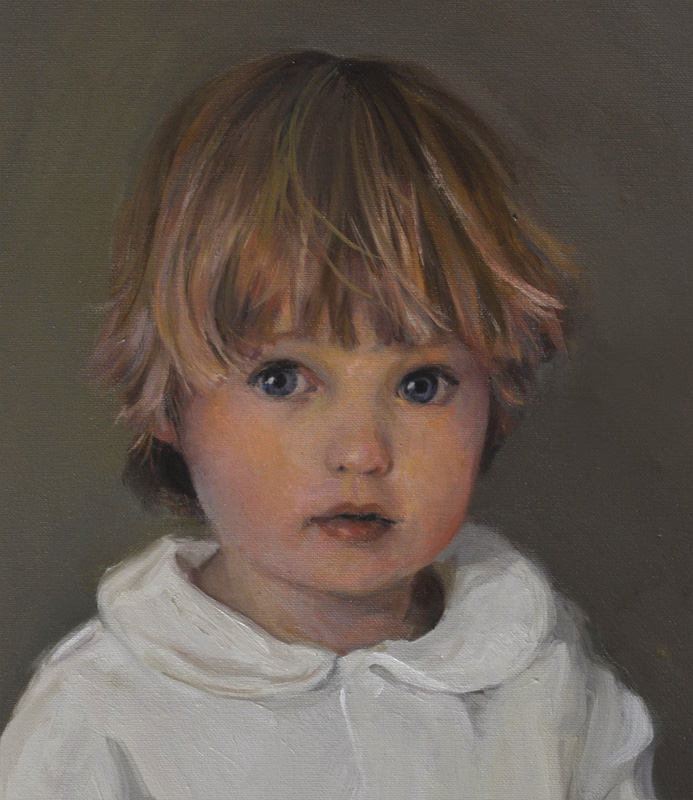 Jackson by Timothy Chambers, Oil on Linen